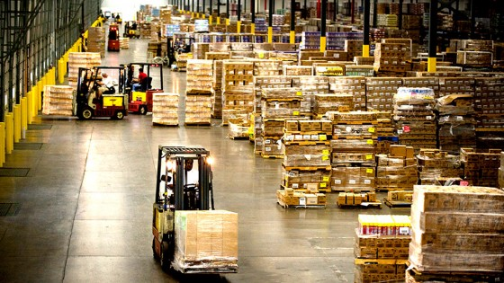 How to improve the efficiency of a Logistics Warehouse