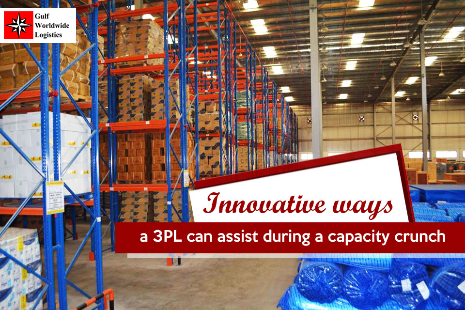 Innovative ways a 3PL can assist during a Capacity Crunch