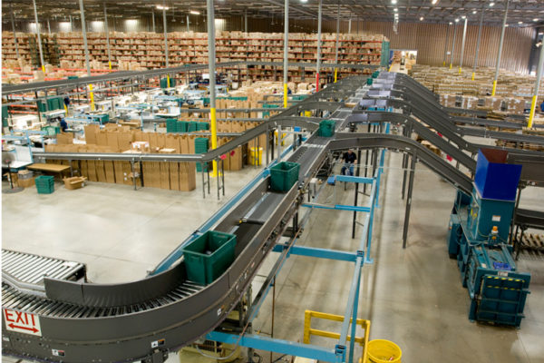 Improving Efficiency Within A Warehouse